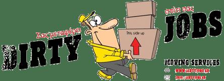 Dirty Jobs Μεταφορές - Μετακομίσεις